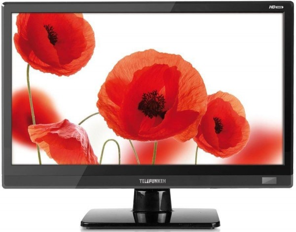 "Телевизор LED TELEFUNKEN TF-LED15S27 ""R"", 15.6"", HD READY (720p), черный 1"